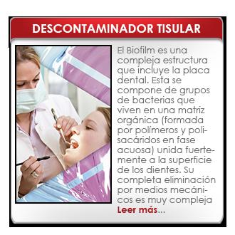 hybenx desconataminador de tejidos oral
