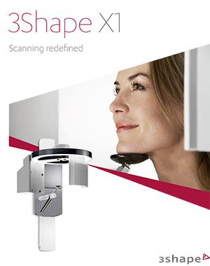 3Shape X1 2018 Broch ES-1