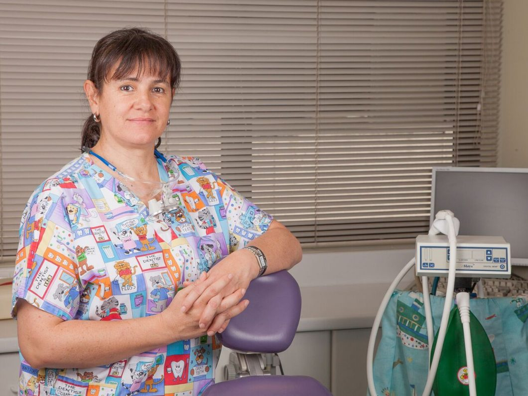 Os presentamos a nuestra odontóloga: Claudia Argüello Mateus